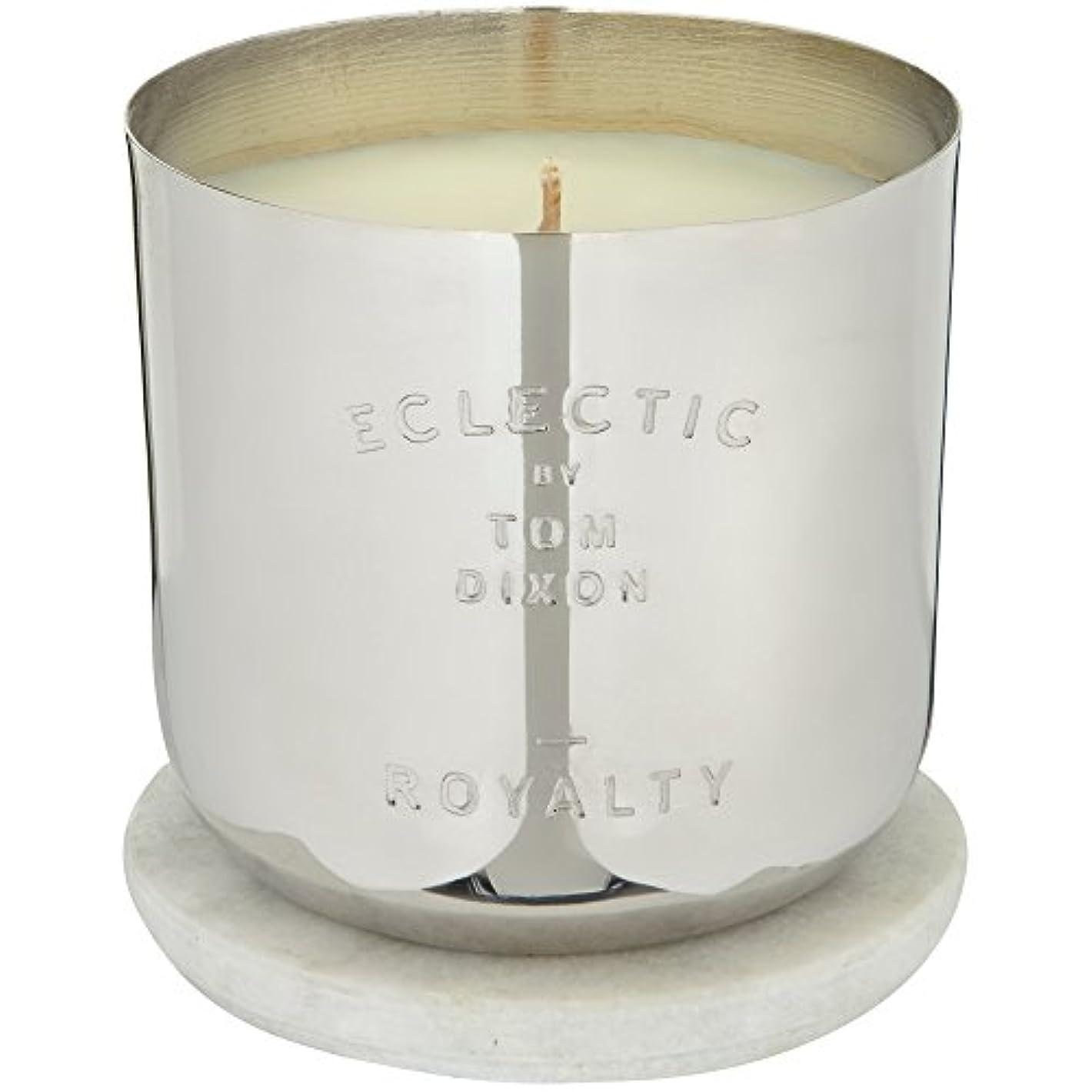科学的トンスリッパTom Dixon Royalty Scented Candle - トム?ディクソンロイヤリティ香りのキャンドル [並行輸入品]