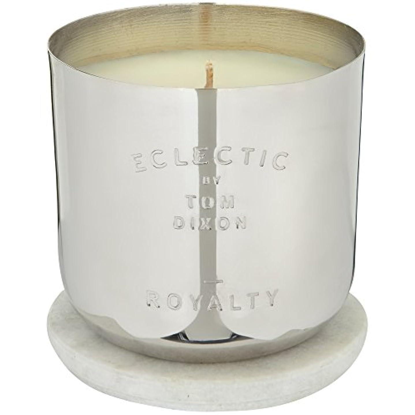 トロピカルのため暗くするトム?ディクソンロイヤリティ香りのキャンドル x6 - Tom Dixon Royalty Scented Candle (Pack of 6) [並行輸入品]