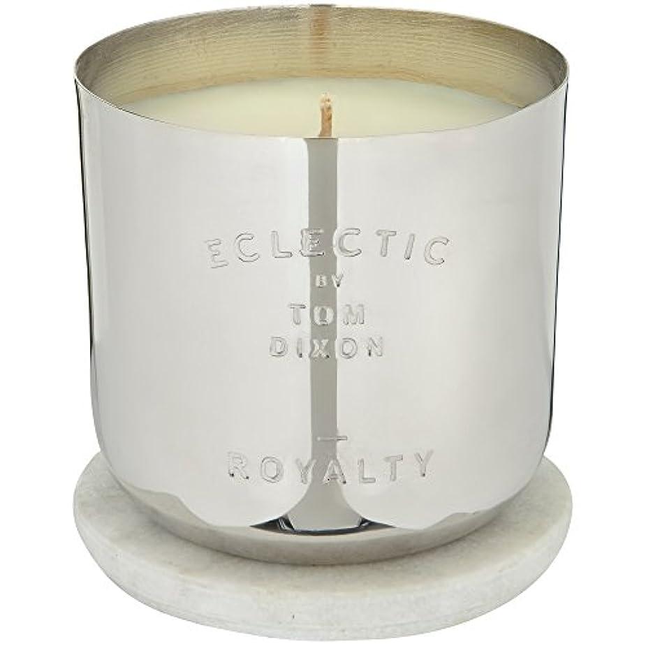 腹痛くしゃくしゃプロフェッショナルTom Dixon Royalty Scented Candle (Pack of 2) - トム?ディクソンロイヤリティ香りのキャンドル x2 [並行輸入品]