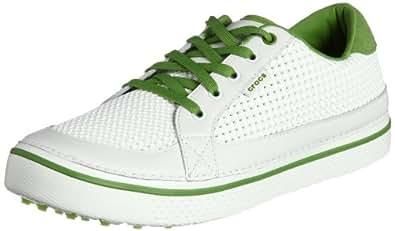 [クロックス] CROCS Drayden  18975-16J-620 white/parrot green(white/parrot green/M7)