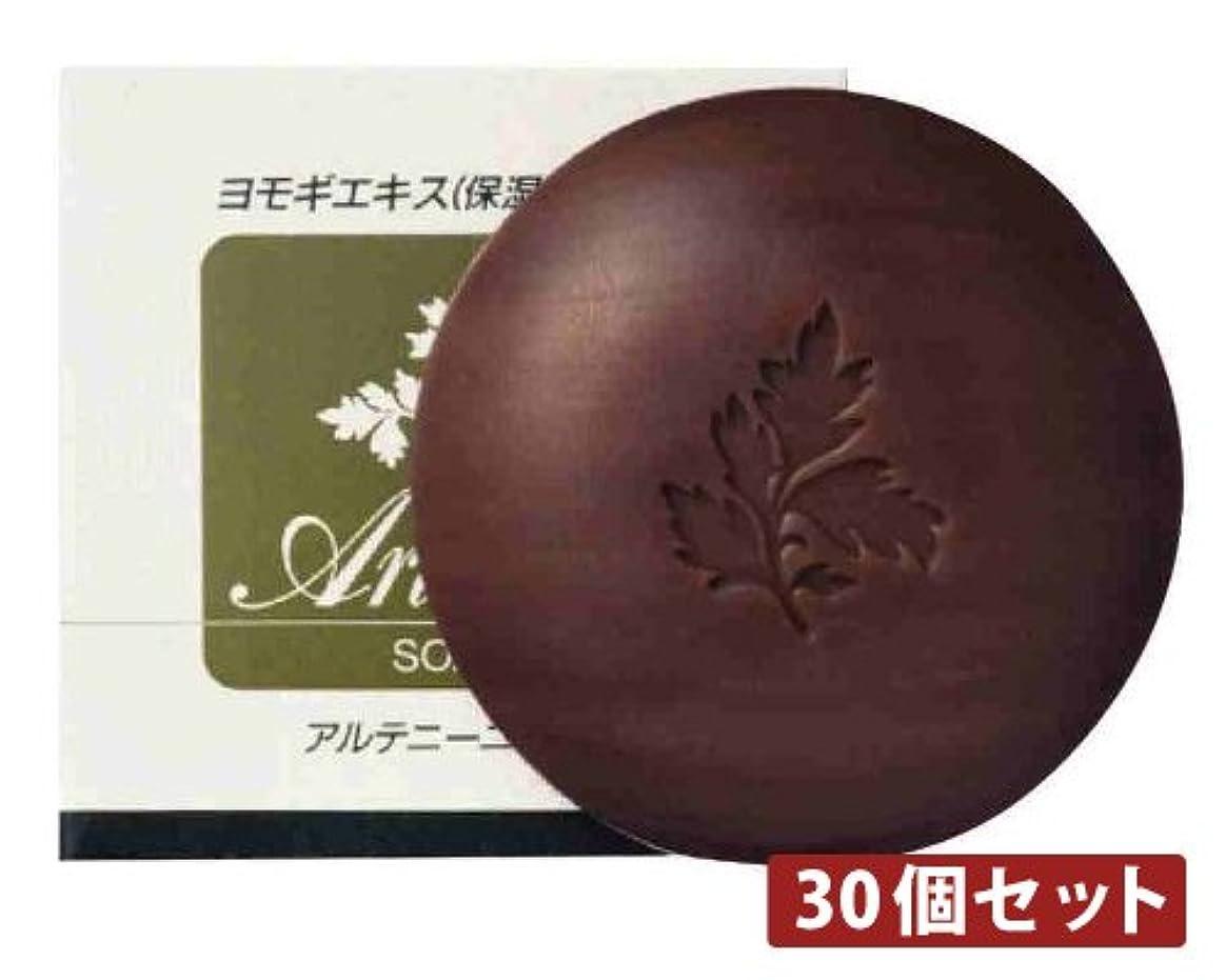 奨学金ヒューズ発掘するアルテニーニ石鹸 【30個セット】