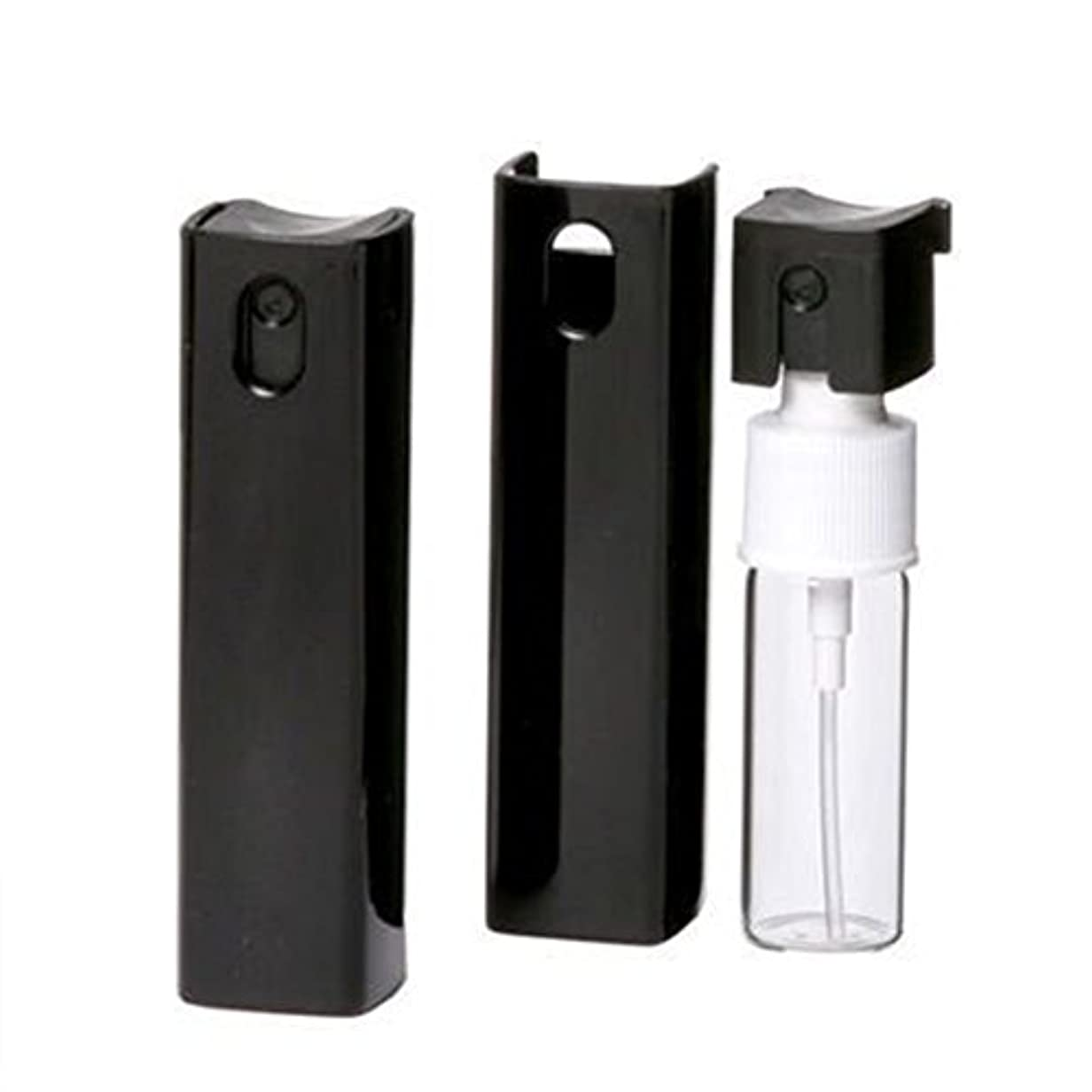 超高層ビル毛細血管パキスタンShopXJ 香水 メンズ アトマイザー 大人 男性 プッシュ式 詰め替え 持ち運び 身だしなみ 携帯用 10ml