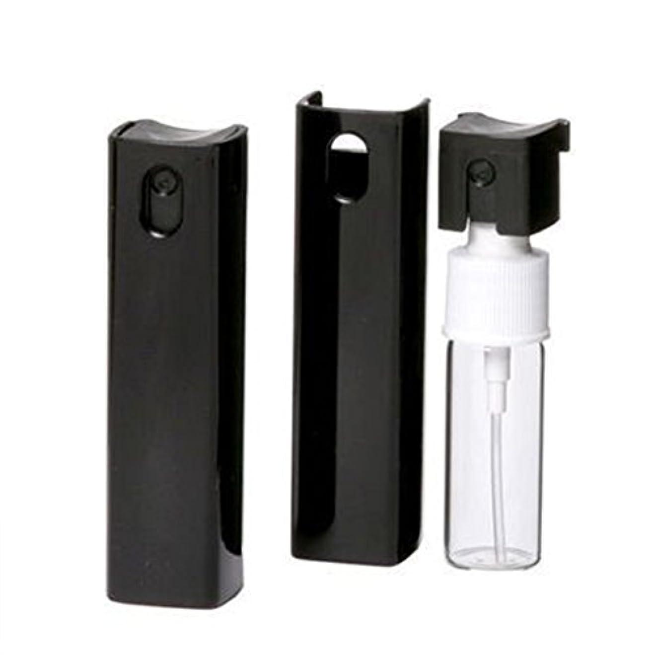 国民シャンプー非武装化ShopXJ 香水 メンズ アトマイザー 大人 男性 プッシュ式 詰め替え 持ち運び 身だしなみ 携帯用 10ml