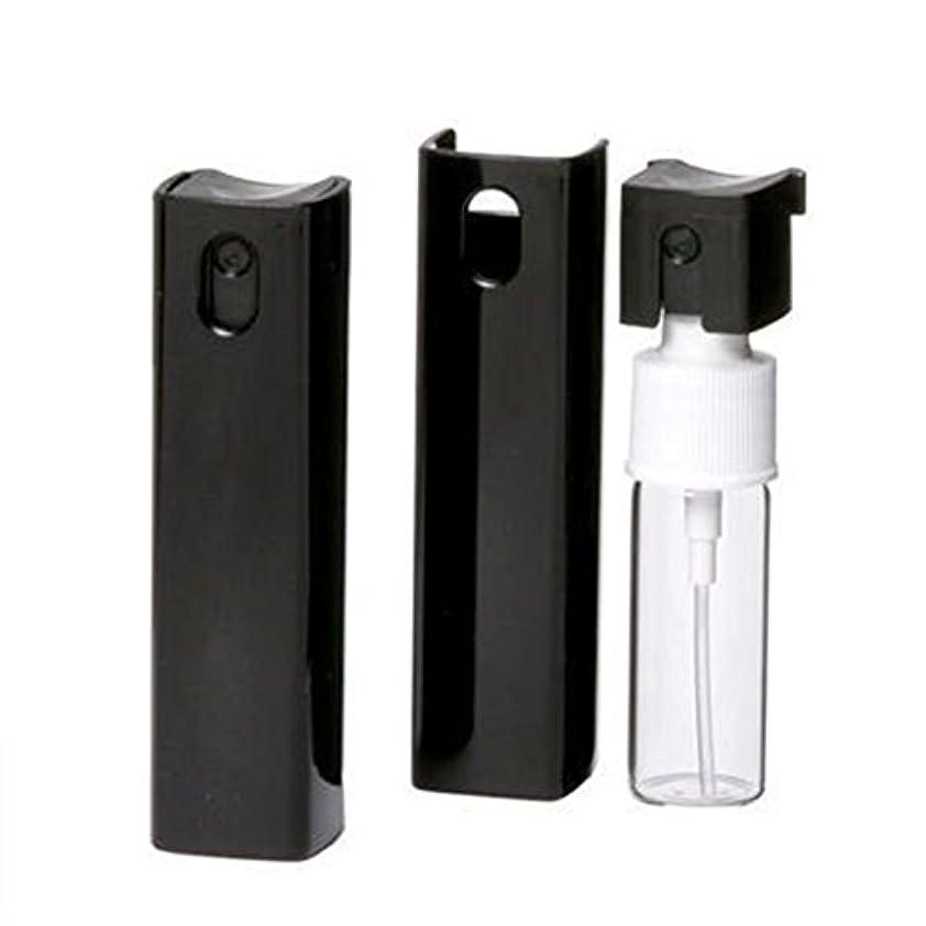キャプチャー水導体ShopXJ 香水 メンズ アトマイザー 大人 男性 プッシュ式 詰め替え 持ち運び 身だしなみ 携帯用 10ml