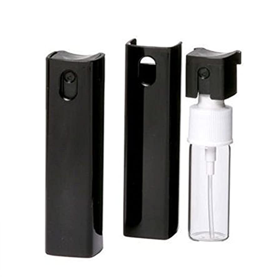 純粋にピザメイドShopXJ 香水 メンズ アトマイザー 大人 男性 プッシュ式 詰め替え 持ち運び 身だしなみ 携帯用 10ml