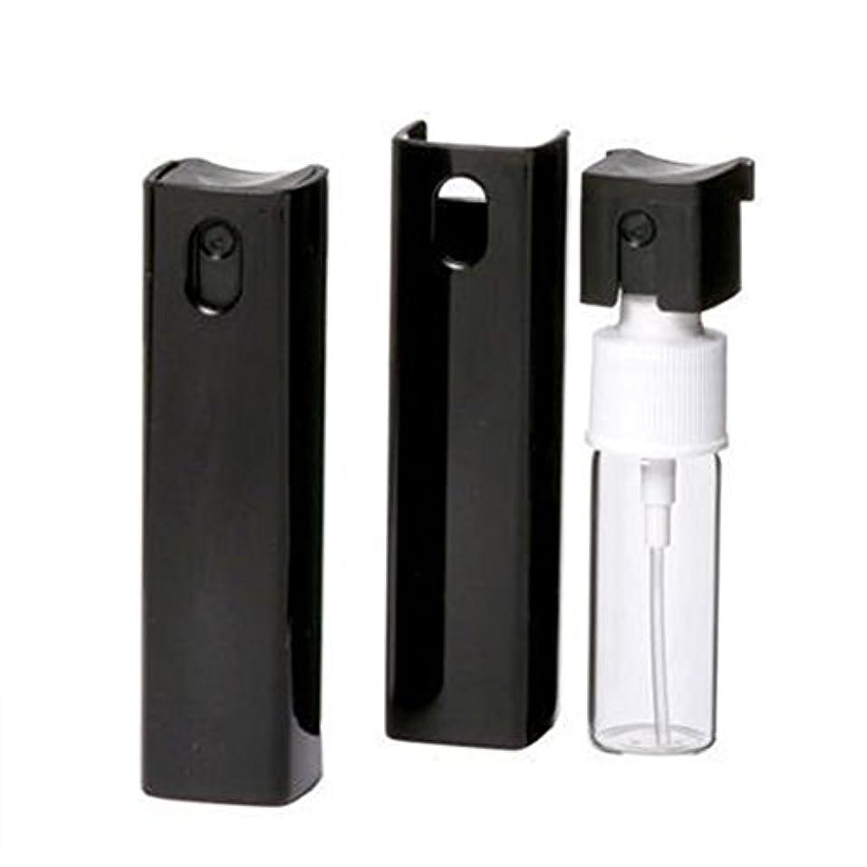 辛いリラックス醜いShopXJ 香水 メンズ アトマイザー 大人 男性 プッシュ式 詰め替え 持ち運び 身だしなみ 携帯用 10ml