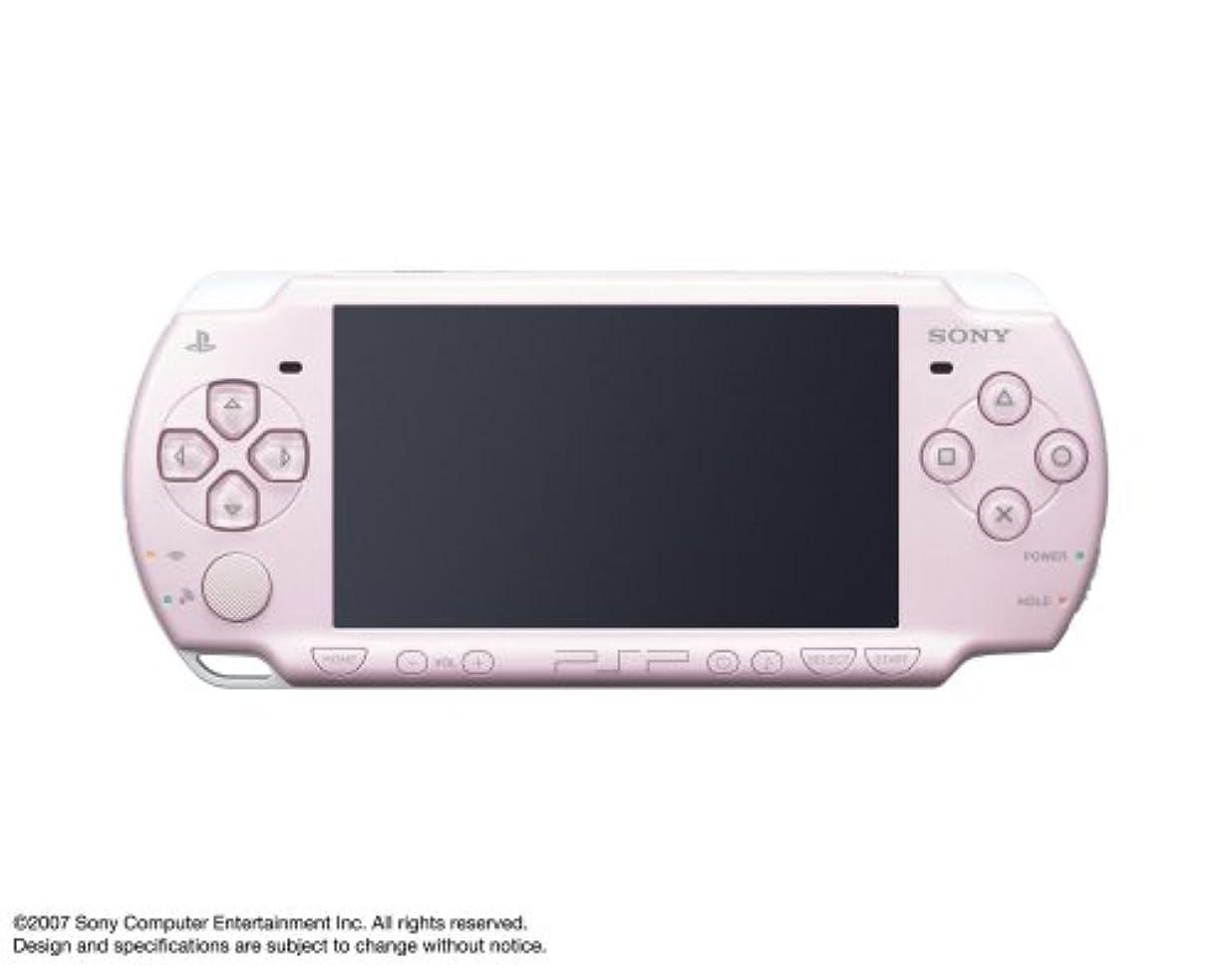 晩ごはんお願いします栄養PSP「プレイステーション?ポータブル」 ローズ?ピンク (PSP-2000RP) 【メーカー生産終了】