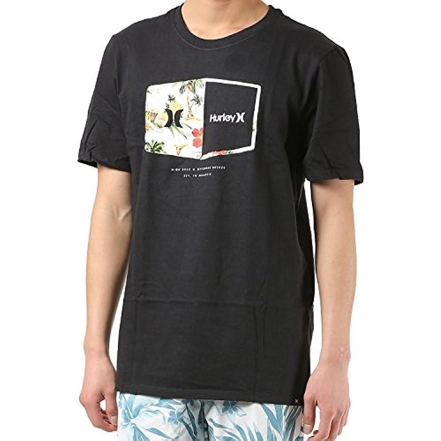 見込み褐色添加Hurley ハーレー メンズ 半袖 Tシャツ AA1762