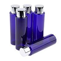 ローションクリームエッセンシャルオイル、パック5に最適な空の詰め替え式ボトル - 250ML