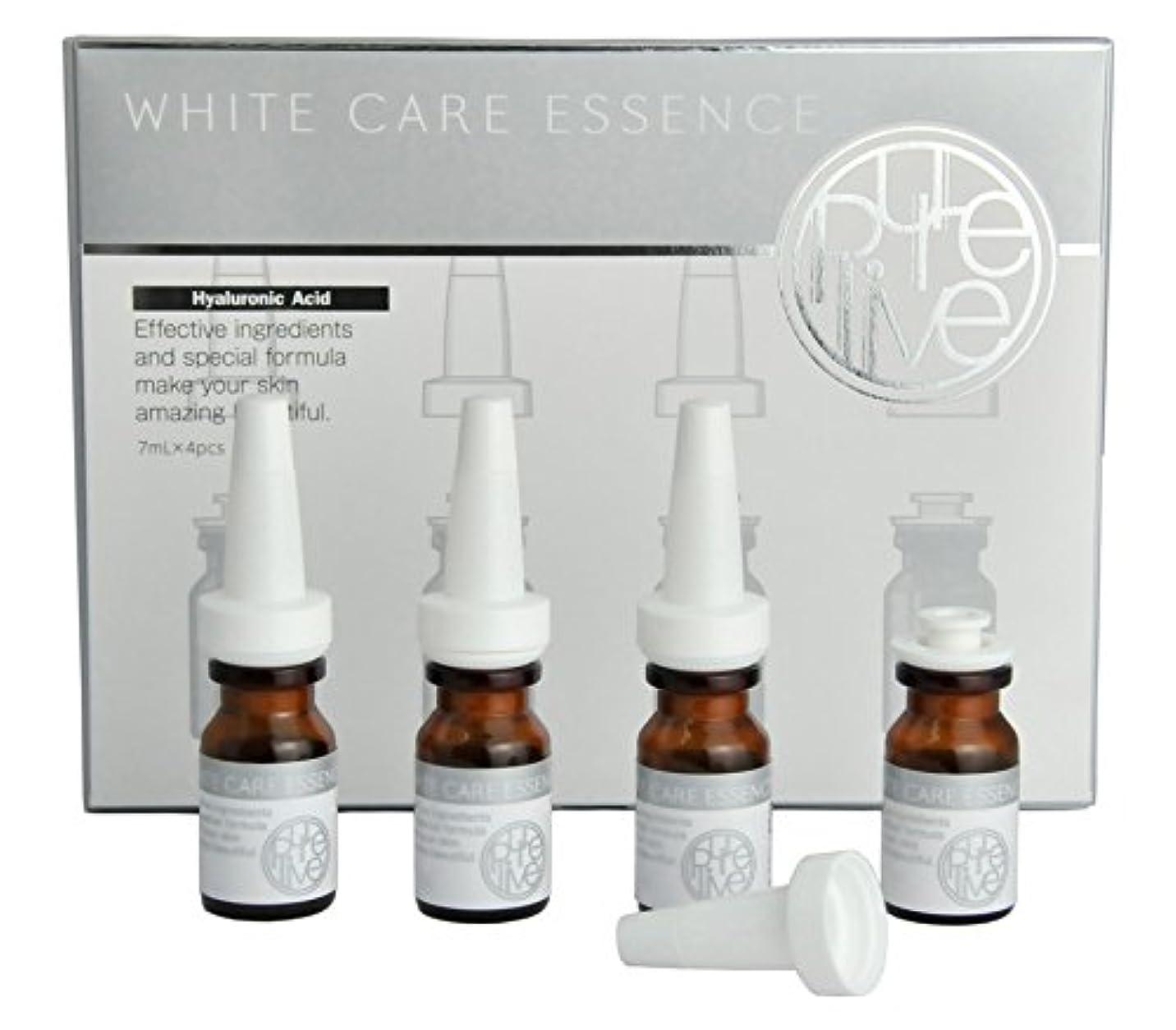 スリム非難納税者[PURELIVE] クリア エッセンス WHITE CARE ESSENCE‐KH762081