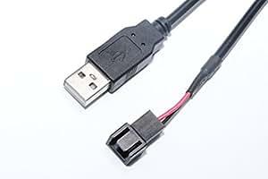 ファン用USB電源変換ケーブルFPWH05