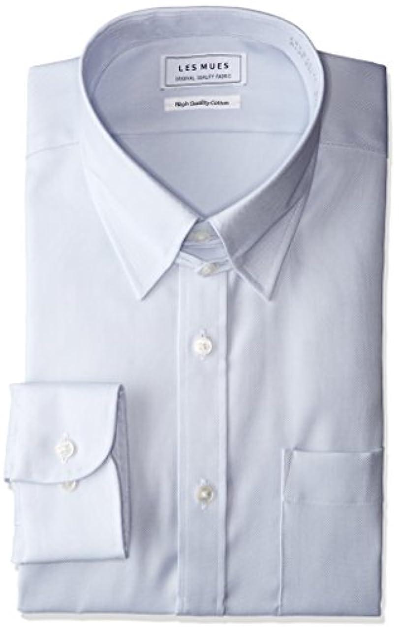 ピュー符号近々[アオキ]タブカラーシャツ メンズ