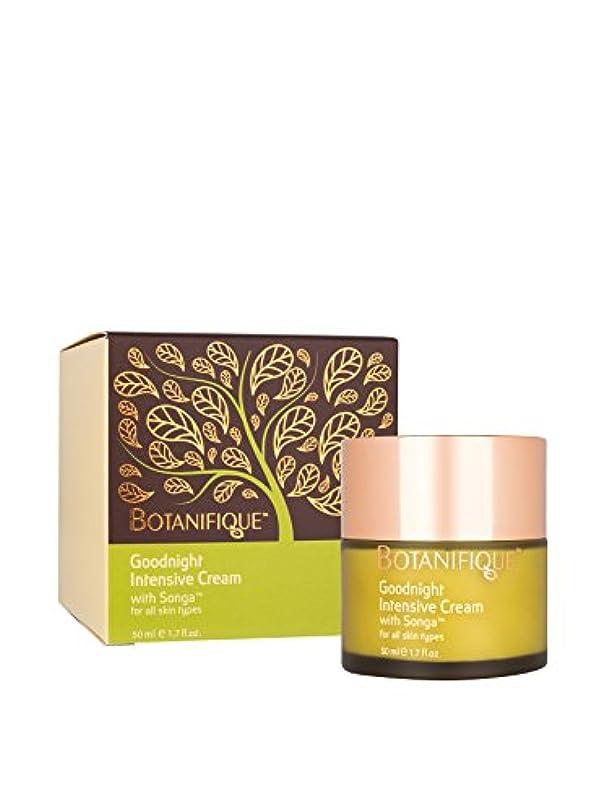 発言する寝室を掃除する招待Botanifique Goodnight Intensive Cream 50ml/1.7oz並行輸入品