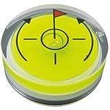 ホクシン交易 小型水平器マーカー イエロー W09NSM00005