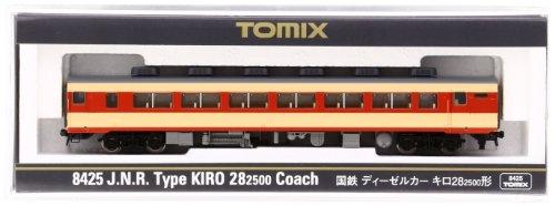 TOMIX Nゲージ 8425 国鉄ディーゼルカー キロ28-2500形