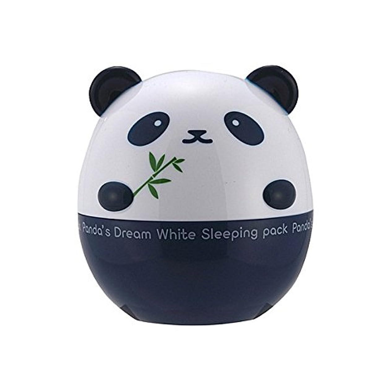 些細亜熱帯シャットトニーモリーパンダの夢の睡眠パック x2 - Tony Moly Panda's Dream Sleeping Pack (Pack of 2) [並行輸入品]