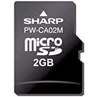 シャープ 電子辞書SHARP(Brain)対応追加コンテンツ【マイクロSD版】独語辞書カード PW-CA02M