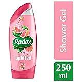 [Radox] Radox感隆起シャワージェル250ミリリットル - Radox Feel Uplifted Shower Gel 250ml [並行輸入品]