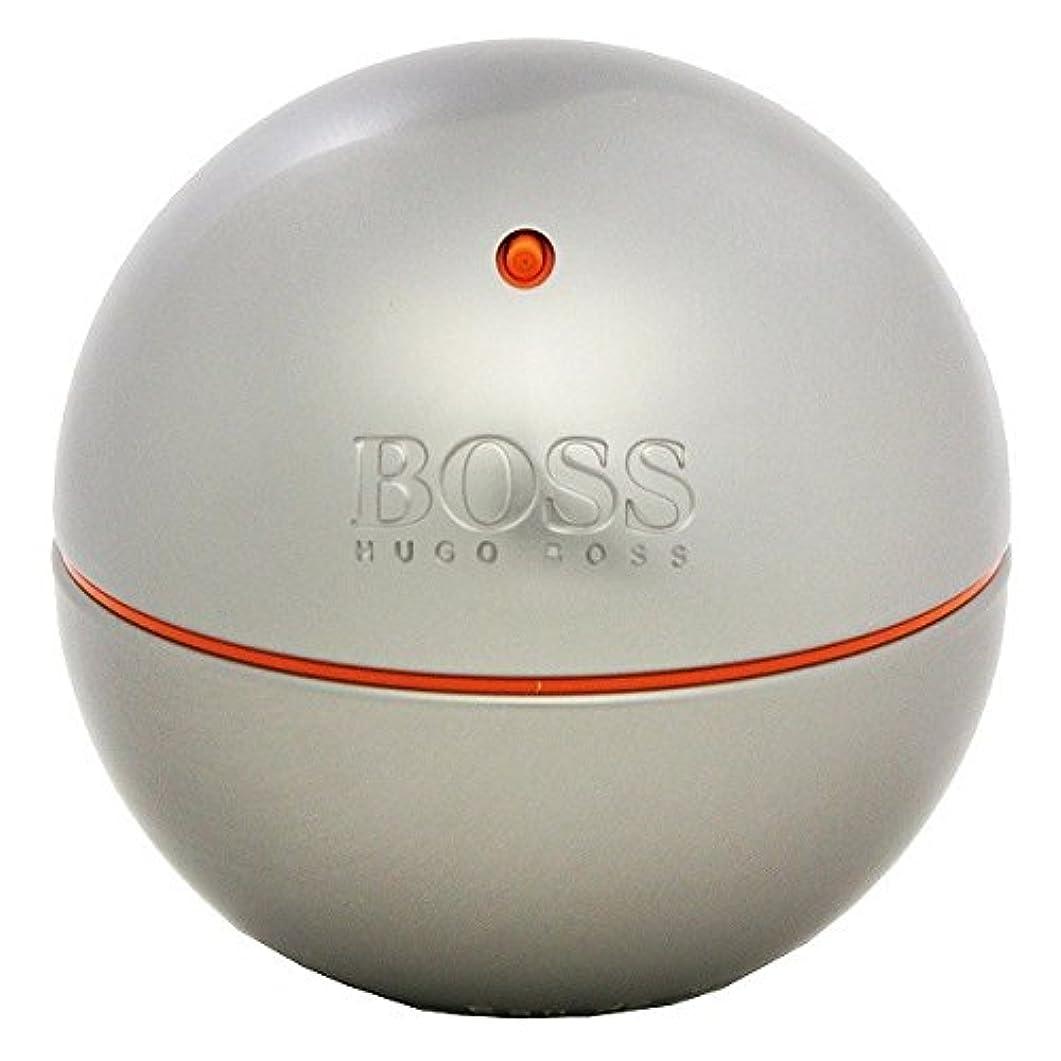 振り向く中古なるヒューゴ ボス HUGO BOSS ボス インモーション テスター EDT SP 90ml
