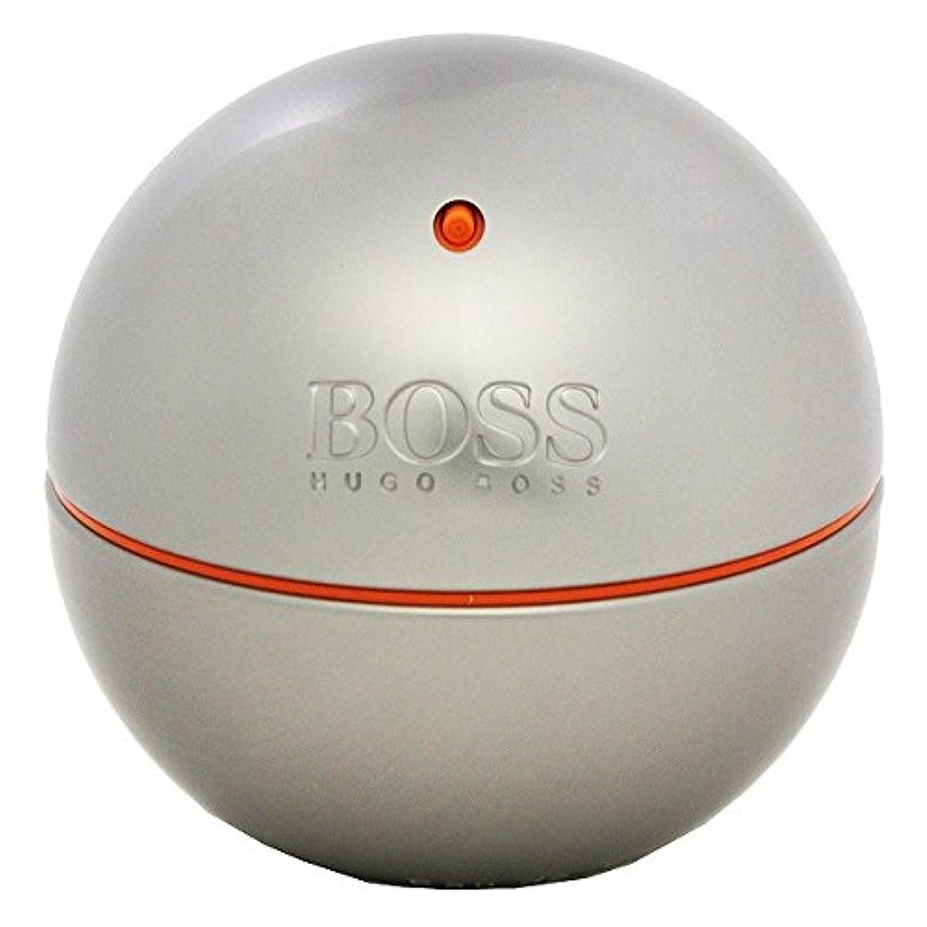 プログレッシブなぞらえる従事するヒューゴ ボス HUGO BOSS ボス インモーション テスター EDT SP 90ml