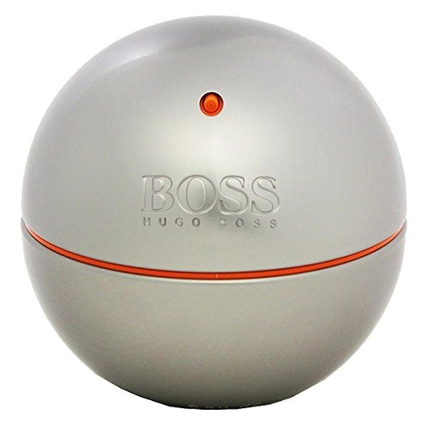 目に見えるささやき流用するヒューゴ ボス HUGO BOSS ボス インモーション テスター EDT SP 90ml