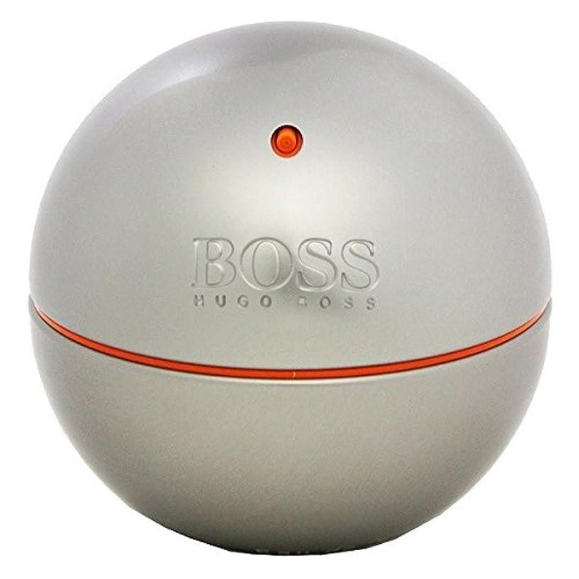 すごいあなたは光沢のあるヒューゴ ボス HUGO BOSS ボス インモーション テスター EDT SP 90ml