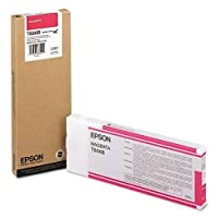 Genuine OEM brand name Epson T5653/T606B Magenta Ink for Stylus Pro 4800 220ML T606B00 by Epson [並行輸入品]