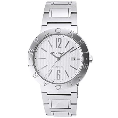 [ブルガリ]BVLGARI 腕時計 BB42WSSD AUTO ブルガリブルガリ ホワイト メンズ [並行輸入品]