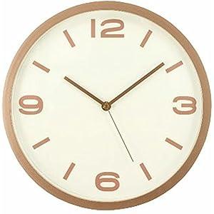アイリスプラザ デザイン 掛け時計 シャンパン...の関連商品2
