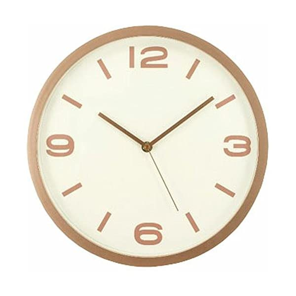 アイリスプラザ デザイン 掛け時計 シャンパンゴ...の商品画像