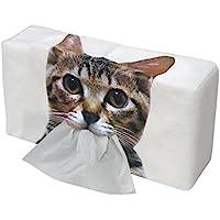 口からティッシュが出る! かわいい ネコ の ティッシュケース キジトラ ME322