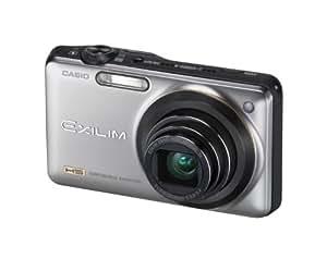 CASIO デジタルカメラ EXILIM EX-ZR10 シルバー EX-ZR10SR