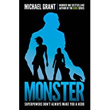 Monster (The Monster Series Book 1)