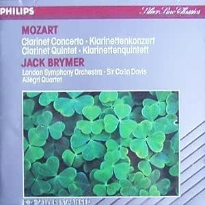Clarinet Concerto & Quintet