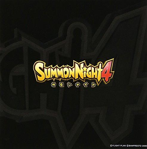 サウンドトラック「サモンナイト4」の詳細を見る