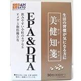 佐藤製薬 美健知箋 EPA DHA 30包