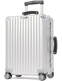 (リモワ)RIMOWA スーツケース 971.53.00.4 Classic Flight クラシック フライト Silver シルバー 40cm/35L 4輪 取寄商品 [並行輸入品]