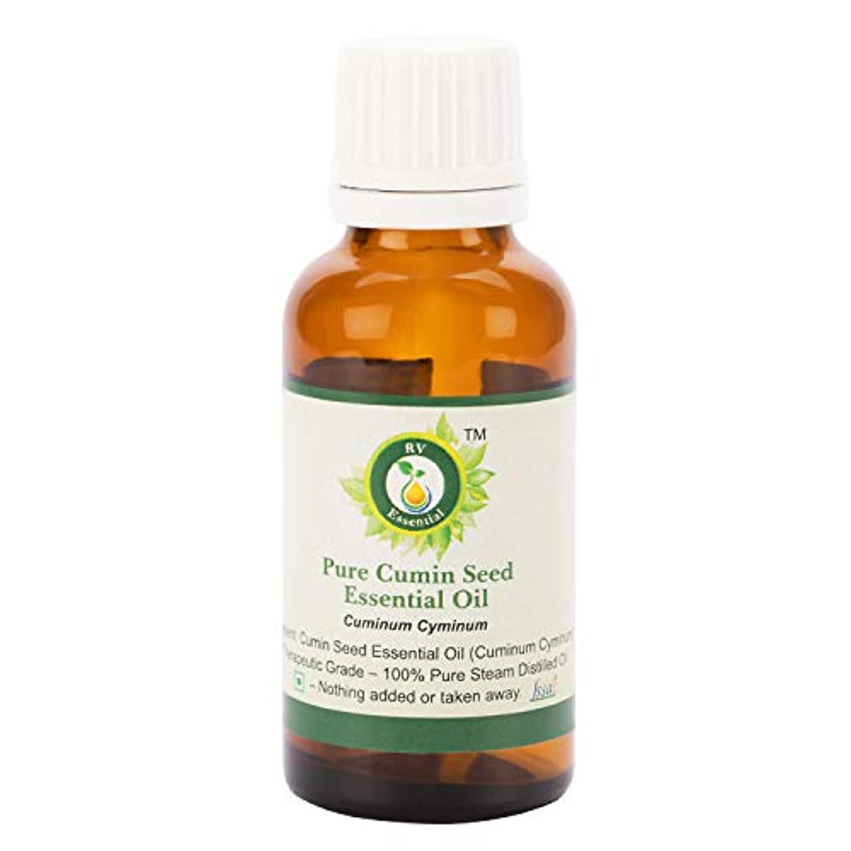 深い非常に寓話ピュアクミンシードエッセンシャルオイル5ml (0.169oz)- Cuminum Cyminum (100%純粋&天然スチームDistilled) Pure Cumin Seed Essential Oil