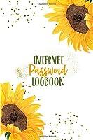 Internet Password Logbook: Password Book to Store Usernames & Passwords | Alphabetical Internet Password Organizer |  Login and Private Information Keeper
