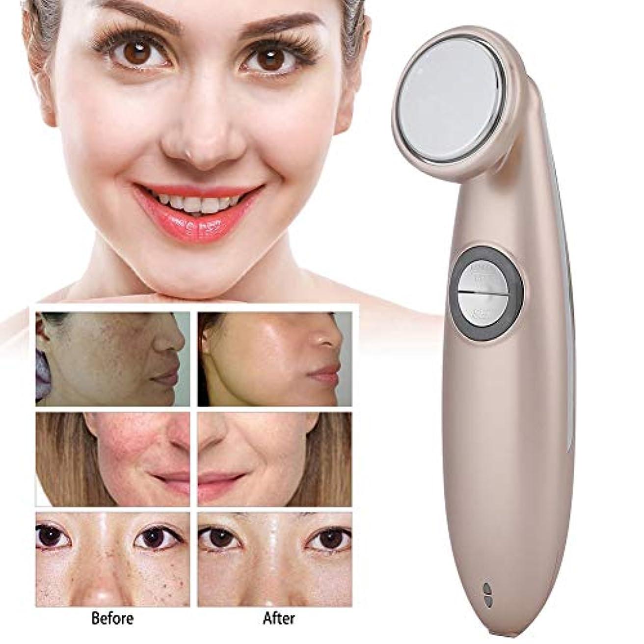 健全再現する悩む手持ち型の美装置気孔の洗剤の表面マッサージャーの皮の若返り機械