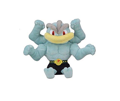 ポケモンセンターオリジナル ぬいぐるみ Pokémon fit カイリキー