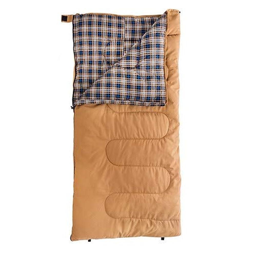 哲学博士閉じる飛躍MISC ベージュ 15度 寝袋 大人用 15度 寝袋 寒い天候 15C 寝袋 暖かい オーバーサイズ キャンプ アウトドア 合成