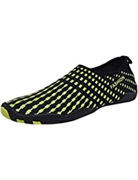 Zhhlinyuan メンズ?レディース ウルトラライト Skin Shoes 速乾性通気性 水泳の靴 ウェットスーツのソックス 屋外の活動のために