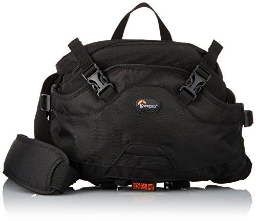 【国内正規品】Lowepro ボディバッグ カメラバッグ インバース 100AW 6.9L レインカバー ブラック 352331