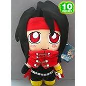 Final Fantasy ファイナルファンタジー 7: Cute Vincent 10-inch Plush ぬいぐるみ 人形 並行輸入