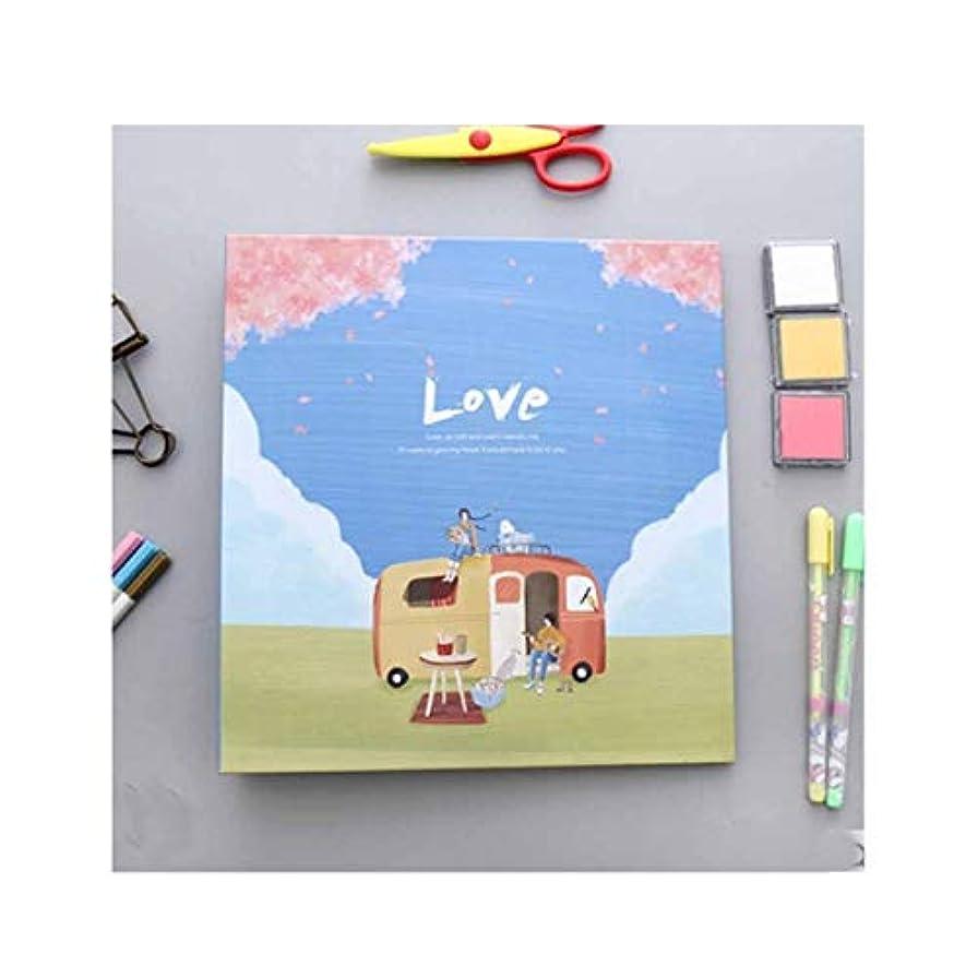 並外れてレンジペインギリックNTSM アルバム、記念写真アルバム、手作りの創造的な愛の記念写真アルバム、愛の街 (Edition : F)