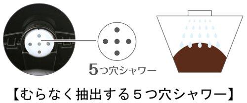 ティファール () コーヒーメーカー スビト ソリッドブラック CM1538JP