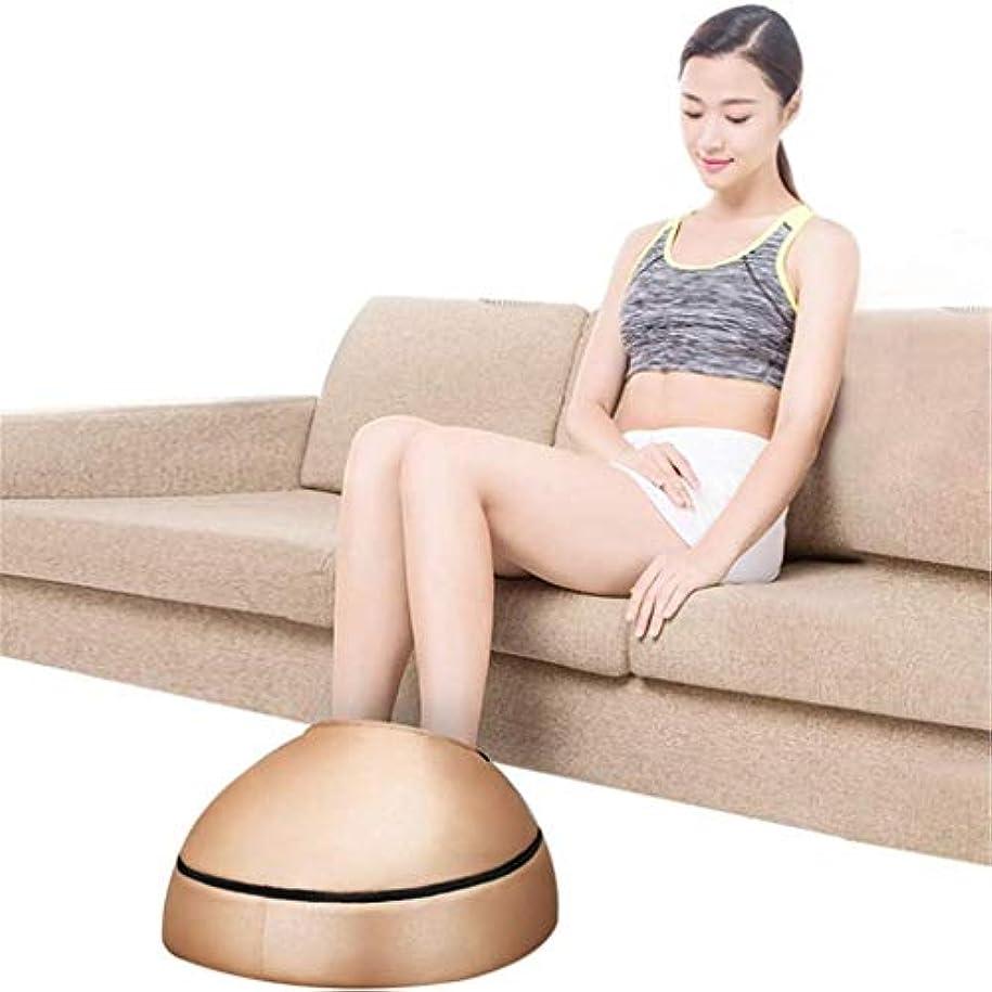 マインド無視特性電動フットマッサージャー、革ローラーマッサージマッサージャー、赤外線加熱圧力混練マッサージ、ストレス/痛みの緩和、血液循環の促進
