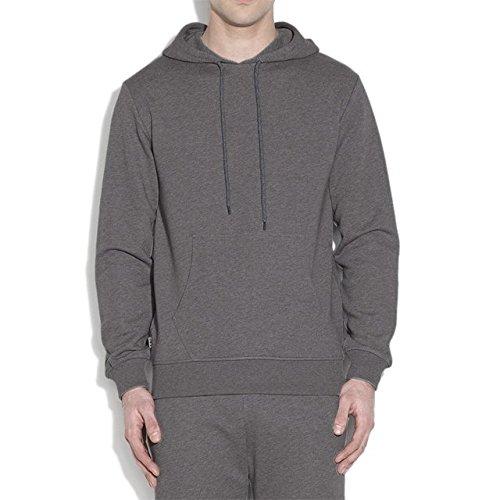 (アーペーセー) A.P.C. HOMME 2015 COLLECTION AUTOMNE Run sweatshirt Heathered Grey h27239 ラン スウェットシャツ ヘザー グレー フーディー パーカー メンズ XS [並行輸入品]