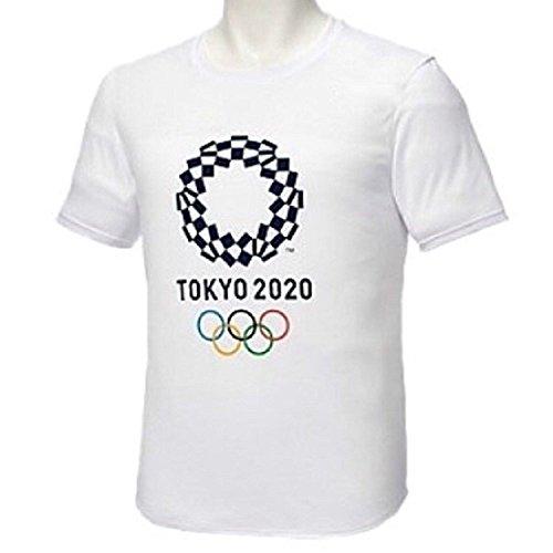 東京オリンピック エンブレム Tシャツ ベーシック 01 (M)